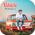 Vehicle Photo Editor icon