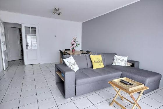 Vente appartement 3 pièces 84,16 m2
