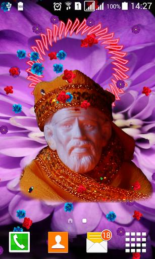 Lord Sai Baba Live Wallpaper