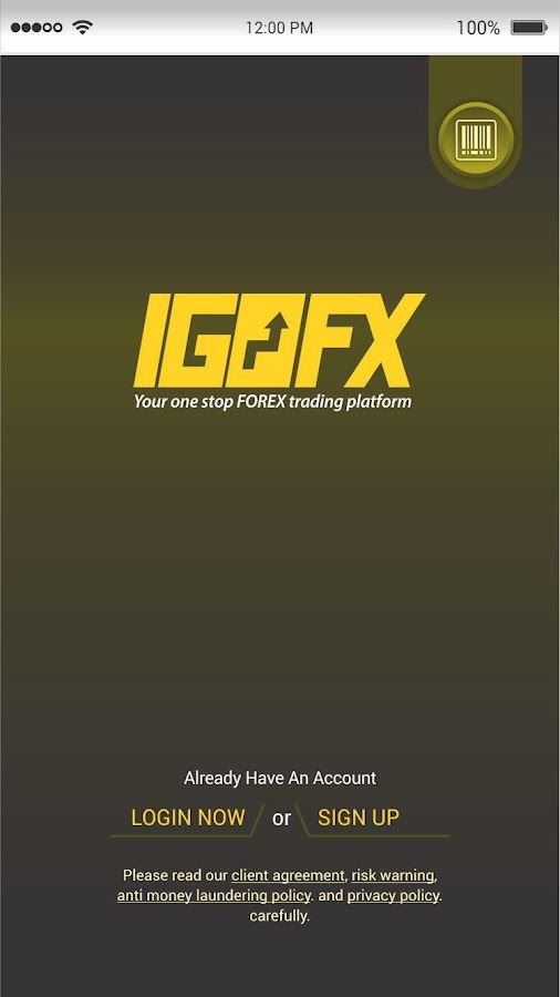 IGOFX- screenshot