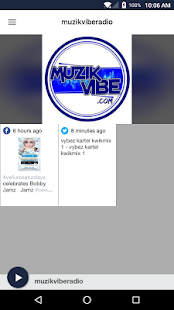 muzikviberadio- screenshot thumbnail