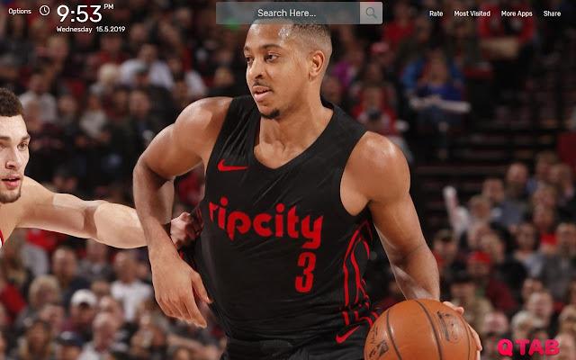 NBA Chicago Bulls Wallpapers HD Theme