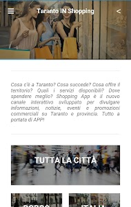 Taranto App screenshot 2
