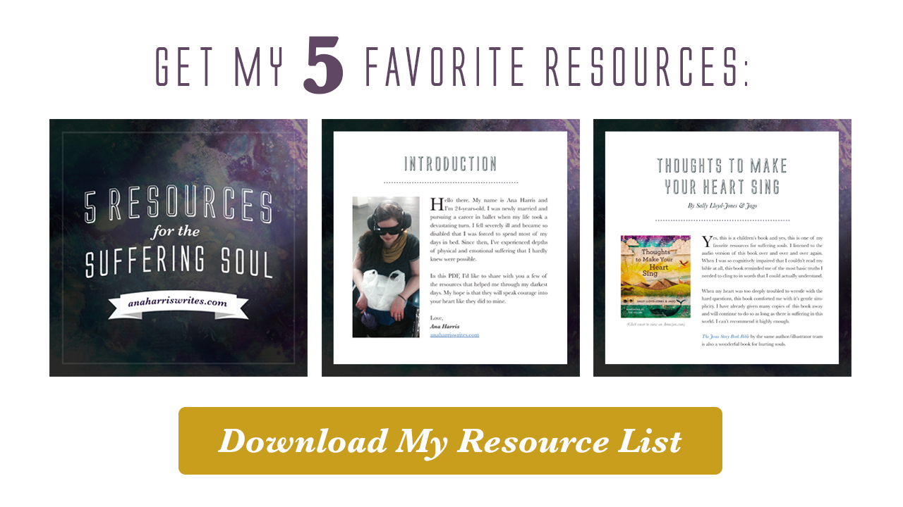 Get My 5 Favorite Resources