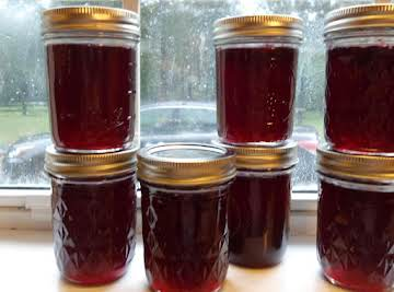 Wild Muscadine Jelly