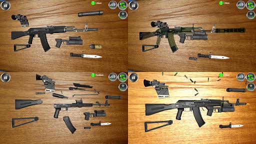 Weapon stripping 62.320 screenshots 13