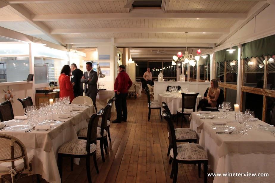 oasi restaurant follonica ristorante oasi follonica, marchesi antinori, degustazione cena oasi, degustazione cena, serena storri, oasi follonica, wine tasting, sangiovese tasting, mirko martinelli