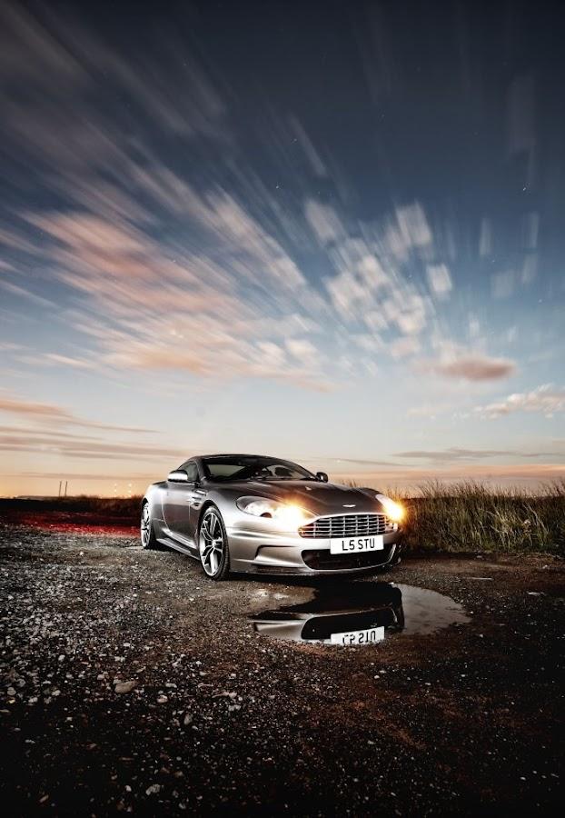 Aston Martin DBS by Adrian Wilson - Transportation Automobiles ( dbs, super car, aston martin )