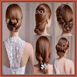 Hair Style Steps Icon