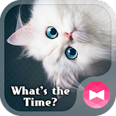 Cute Theme-What's the Time?-
