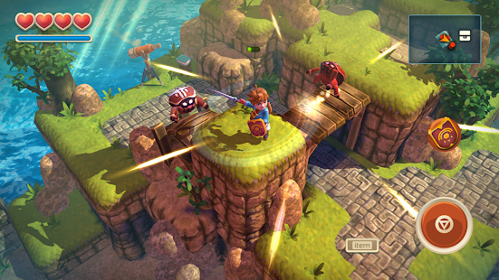 Oceanhorn ™ 1.1.1 (Unlocked) Apk + Data