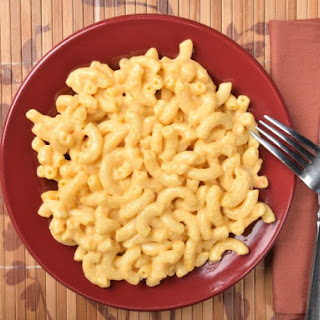 Baked Old Fashioned Macaroni And Cheese.