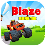 Monster Machine Blaze Icon