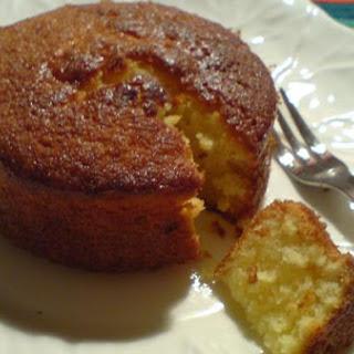 Aunt's Orange Cake