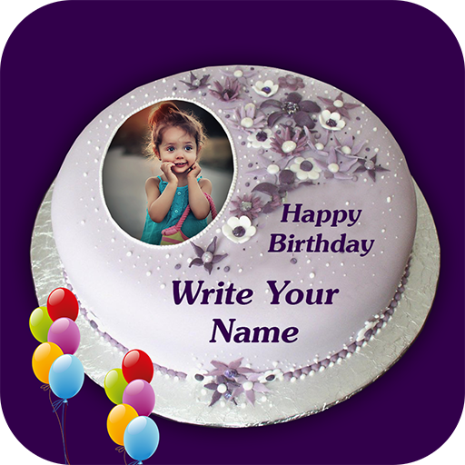 Birthday Cake Images With Name And Photo Editor : Birthday Cake Photo Editor for Android
