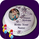 Name Photo On Birthday Cake v 1.0