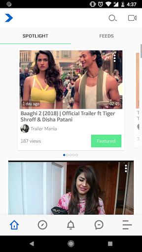 Tune.pk 4.6 screenshots n 1