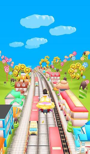 Princess Run Game apkpoly screenshots 4