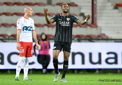 Jonathan Bolingi bezorgt KAS Eupen gouden driepunter in Kortrijk