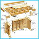 Download Blueprint Woodworking For Beginners For PC Windows and Mac