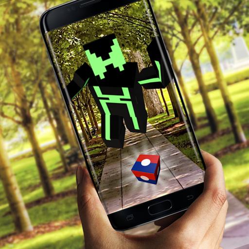Pixel Spider Hero GO