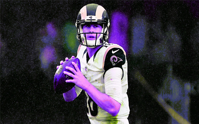Jared Goff Themes & New Tab
