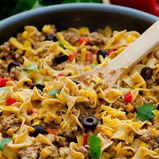 Taco Noodles Recipes