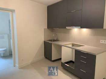 Appartement 2 pièces 43,49 m2