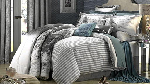 HomeChoice bedding. Picture: SUPPLIED