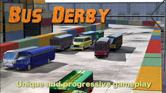 Bus Derby Original Screenshot