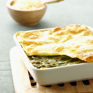 Green Vegetable Pasta Bake Recipe
