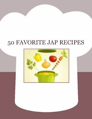 50 FAVORITE JAP RECIPES
