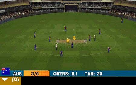 IND vs AUS Cricket Game 2016 1.0.9 screenshot 435883