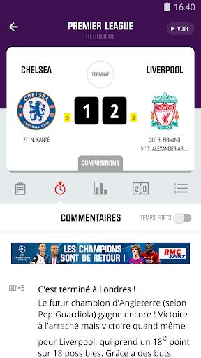 RMC Sport News screenshot 5