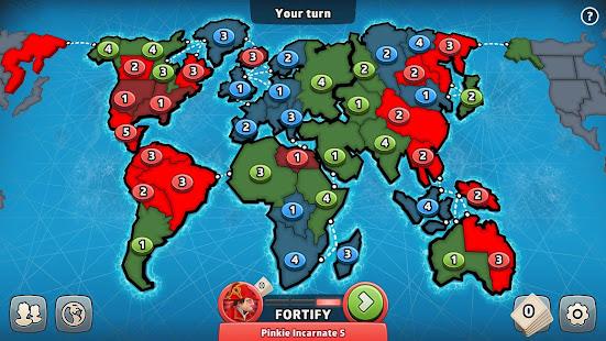 Risiko Spiel App