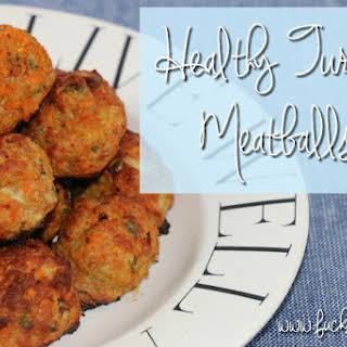 Easy Turkey Meatballs.