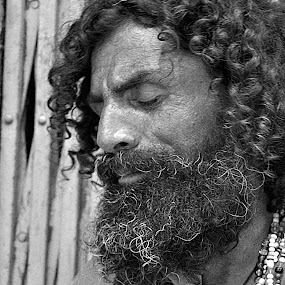 Malang by Yasir Saeed - Black & White Portraits & People (  )