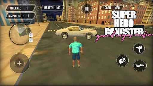 Super Gangster Hero : Grand Vegas Mafia Crime 1.0 screenshots 4