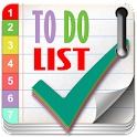 TODO LIST Task Reminder icon