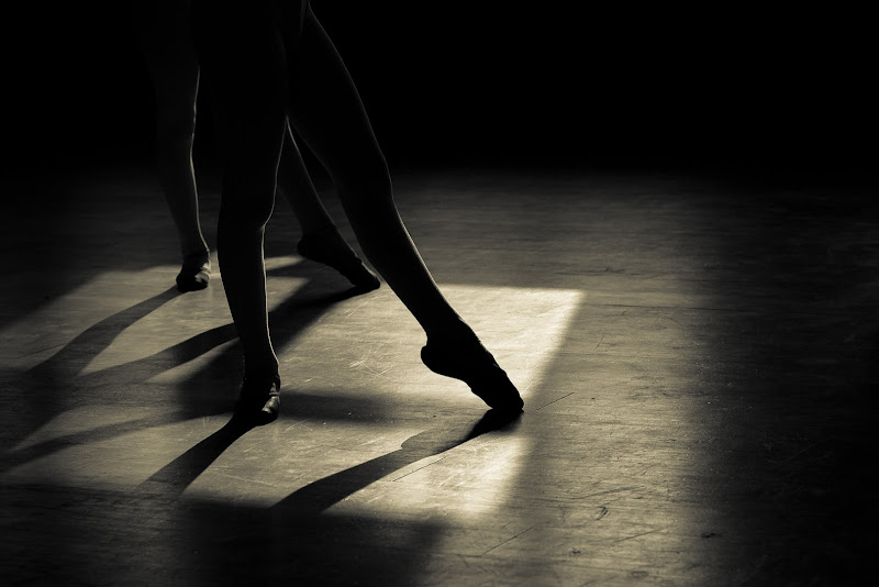 In punta di piedi... di Contephoto
