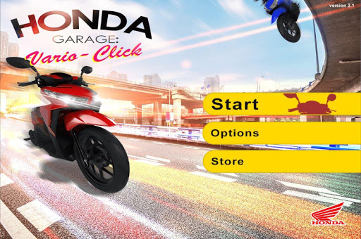 Honda: Click/Vario 2.1 screenshots 2