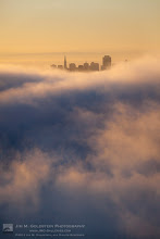 Photo: Cloud City - San Francisco, California Yes the original Cloud City. For more on my thoughts on the fog check my blog... http://bit.ly/SwNDKA