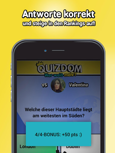 Quizdom - Wer weiß mehr?