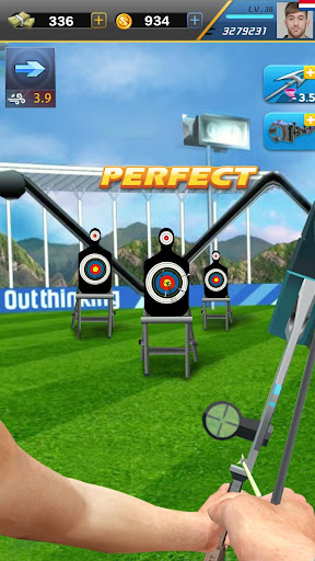 Elite Archer-Fun free target shooting archery game 1.1.1 screenshots 13
