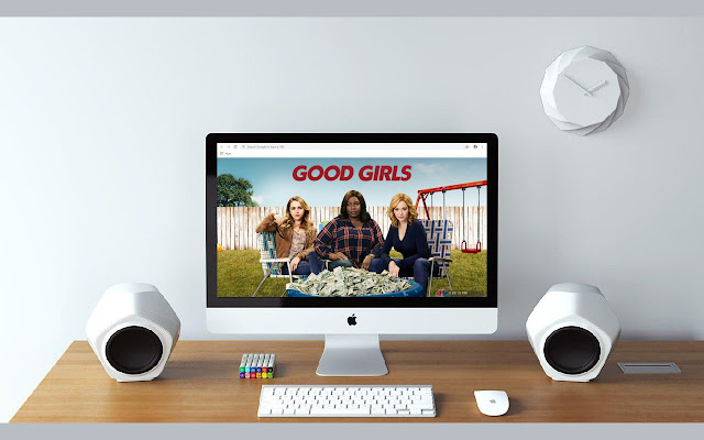 Good Girls New Tab & Wallpapers Collection