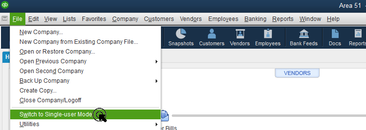 Schedule Automatic Backup in QuickBooks