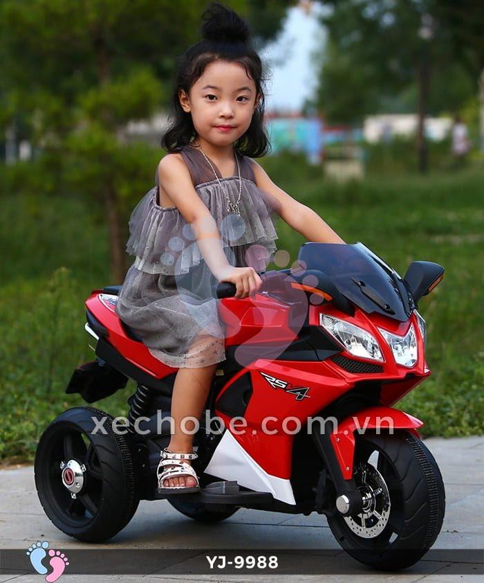 Xe mô tô điện trẻ em YJ-9988 4