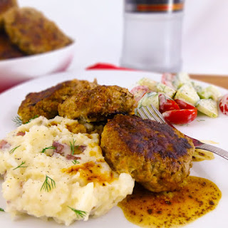 Kotlety (Russian Meat Patties)