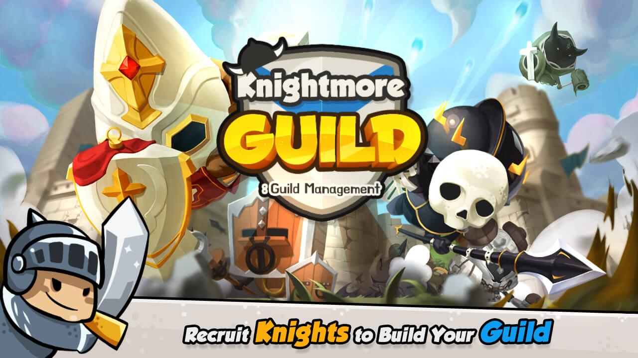 Knightmore Guild- screenshot