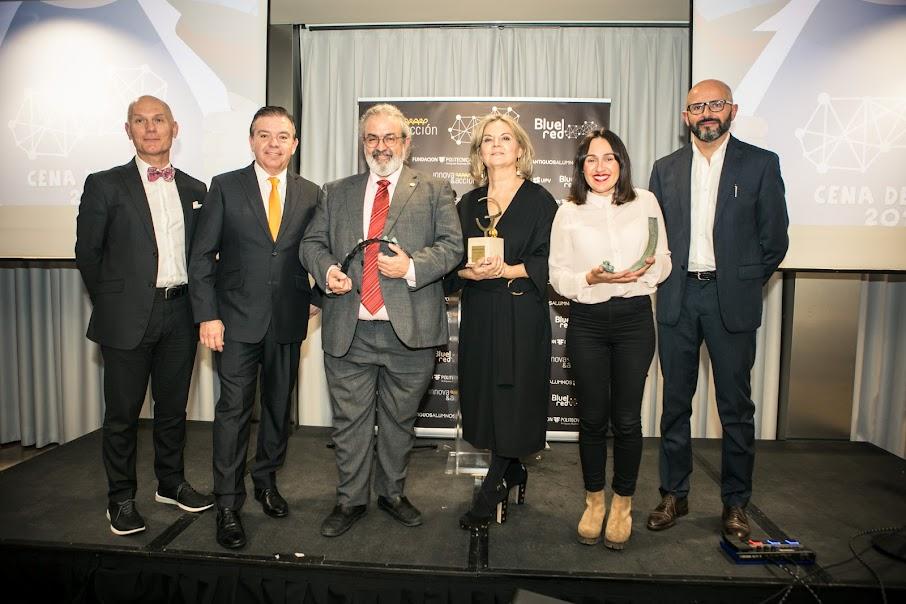 La FSMCV es galardonada por la Fundación Politécnica de la Comunidad Valenciana